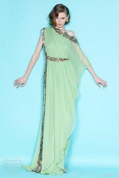 beautiful marchesa gown..