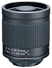Kenko ミラーレンズ 400mm F8 ニコンFマウント用 ■軽くてコンパクトな400mmF8 超望遠レンズ 手のひらサ...