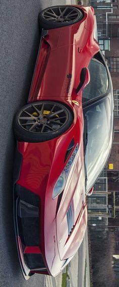 Ferrari F458 Italia Prior Design by Levon