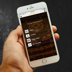 IOS Application design for booking event Tickets by Vethics