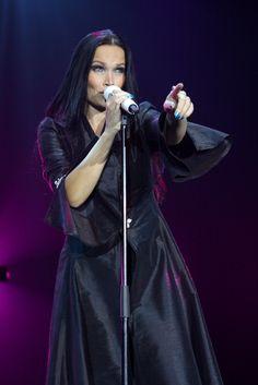 The dark maiden!