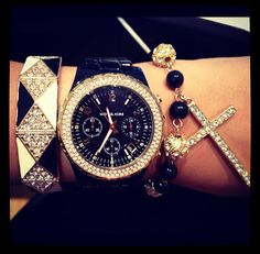 A Love Affair With Fashion : Arm Party Entries And Winner!