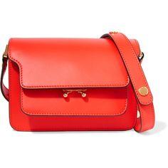 c8661c5fe5 Marni Trunk leather shoulder bag (29