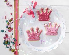 Kekse, Krone, Prinzessin, Kindergeburtstag, Tambini.de, Food: Sarah Brandt