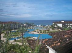JW Marriott Guanacaste Resort & Spa Costa Rica.  Want to be here with a drink in hand!