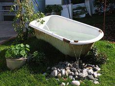 Génial Que Faire Avec Une Vieille Baignoire 20 meilleures images du tableau recyclage baignoire