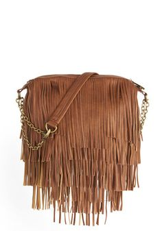 Girl's Best Fringe Bag, #ModCloth