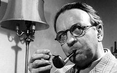 Great Literary Late Bloomer - By Emily Temple -- Raymond Chandler -  At 44 years of age, he lost his job and decided to become a detective fiction writer. He published his first short story in 1933, and his first and most famous novel, THE BIG SLEEP in 1939.