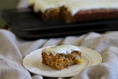 It's very hard to overbake this carrot cake and end up with a dry cake. In fact, the longer this carrot cake is left for in the fridge, the more moist it becomes!