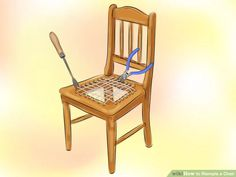 How to Riempie a Chair