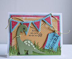 Cards made by Wybrich: Marianne Design challenge 170