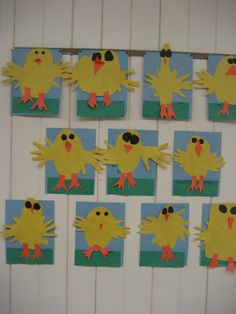 april classroom I seriously cannot get enough of Shannon Martin! Classroom Art Projects, Classroom Fun, Spring Art, Spring Crafts, Spring Theme, Easter Art, Easter Crafts, Spring Activities, Toddler Activities
