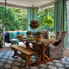 House of Turquoise: Guest Blogger: Joann from Kandrac & Kole Interior Designs