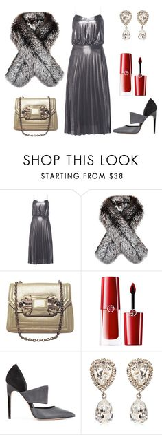 """Без названия #140"" by lesyalife on Polyvore featuring мода, Tommy Hilfiger, Versace, Judith Leiber, Giorgio Armani, Calvin Klein и Dolce&Gabbana"