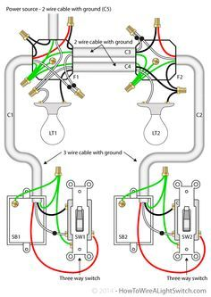 switch wiring diagram additionally way switch wiring diagram on rh abetter pw