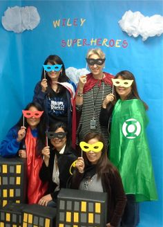 Last Week, Wiley Canyon Elementary PTA celebrated its teachers and staff with a Super Hero Week! The week was filled with Super Hero treats, decorations and surprises that culminated in a parent catered luncheon for the staff. Businesses from around the community donated gifts that were given to all the teachers and staff. The Wiley PTA enjoyed a huge turnout from parents to help decorate, wrap, gather, sort and clean-up! Several Teachers stated that this was the best one yet!