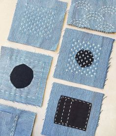 """114 Likes, 4 Comments - Creative Workshop Space (@thewindsorworkshop) on Instagram: """"SOLD SASHIKO ANNOUNCEMENT- we have one spot up for grabs - first in first sashiko-ing! Simply…"""""""
