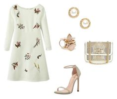 """""""232"""" by tofly-22 ❤ liked on Polyvore featuring Stuart Weitzman, Christian Louboutin, Chanel and The Limited"""