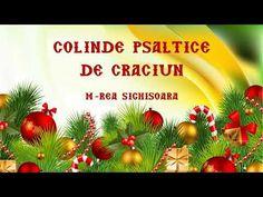 Colinde psaltice de Craciun - M-rea Sighisoara - YouTube Christmas Bulbs, Holiday Decor, Youtube, Christmas Light Bulbs, Youtubers, Youtube Movies