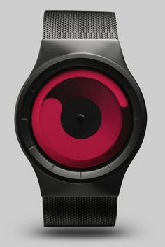 New Watch Doesn't Have Hands, Just Circles