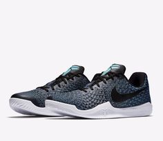 d4d0d531d728 Nike KOBE Mamba Instinct Mens Basketball Shoes 9 Chlorine Blue Black 852473  401  Nike