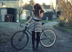 A cottage in the countryside with daily bicycle rides just for so - please let this be in my future...