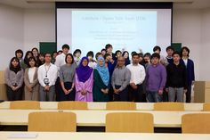 Academic Visit to Tokyo City University (TCU) by Department of Landscpe Architecture | Photos