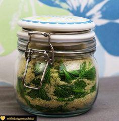 Bewährte Hausmittel: Fichtenwipfelsirup selber machen