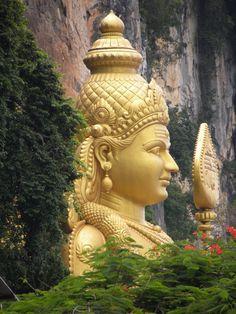 Bucket List: Batu Caves,Kuala Lumpur, Malaysia http://exploretraveler.com/ http://exploretraveler.net