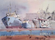 Barco Cesea I