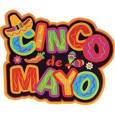 Tuesday, May 5, 2015 -- Happy Cinco de Mayo!