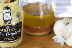 my favourite vinaigrette dressing
