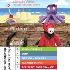Cutest ever!! Scentsy buddies with your choice of scent pack ! Visit my website to get yours or find out more @ Nicola.olden@icloud.com