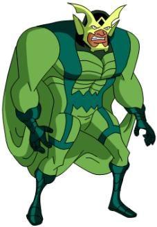 Justice League Prwf Club Comic Villains Justice League Villain Batman The Animated Series