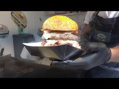 Amazing HUGE Double Burger. Best in Camden Town, London. Street Food - YouTube Camden Town, London Food, London Street, Street Food, Burgers, Channel, Beef, Amazing, Hamburgers