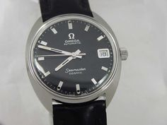 1967 OMEGA SEAMASTER COSMIC AUTOMATIC MENS WATCH
