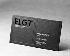 """""""ELGT Business Cards"""""""