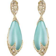 Alexis Bittar Desert Jasmine Fancy Clip Earring