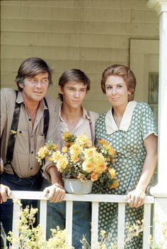 """""""Die Waltons"""" wurde von 1972 bis 1981 produziert"""
