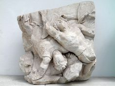 Telephos Frieze, East Wall - Southern Section, Pergamon Altar, Pergamon Museum, Berlin