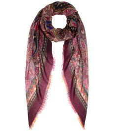 mytheresa.com - Printtuch aus Cashmere - Luxury Fashion for Women / Designer clothing, shoes, bags