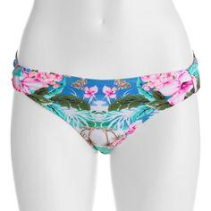 OP Juniors Mystery Garden Scoop Bikini Bottom