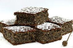 makovnik makovec recept postup navod priprava suroviny Healthy Deserts, Healthy Cake, Healthy Sweets, Healthy Baking, Sweets Recipes, Baby Food Recipes, Baking Recipes, Cake Recipes, Healthy Recipes