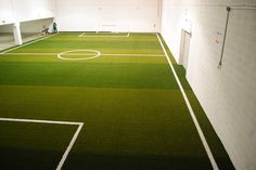 In-Door Soccer fields are the new trend now days. They are perfect because no matter how bad the weather is, you could still play how many games yo want.