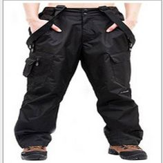 2014 Free Shipping Men Outdoor Pants Climbing Trousers Fashion Cotton-Padded Thermal Pants High Quality MKY040  $40.99