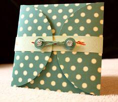 CD case or gift card holder