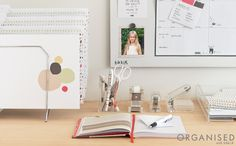 The Right Desk Tools