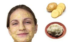 If you're suffered with Acne scars and hyperpigmentation then use these common ingredients to get rid acne quickly. Natural home remedies to get rid of Acne scars without medicine. Top 10 Home Remedies, Natural Home Remedies, Potato Face Mask, Raw Potato, Facial Yoga, How To Get Rid Of Acne, Face Skin Care, Acne Scars, Pimples