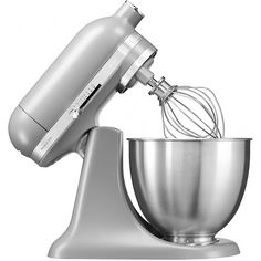 KitchenAid 5KSM3311XBFG Mini Mixer Matte Grey