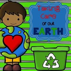 """This product contains several activities that'll help you as we celebrate Earth Day.Here you'll find...-3 posters-1 Earth Day KWL-1 Student Booklet-Cut and Paste - Sorting Recycling or Reusing- Cut and Past - True or False- Brainstorming - How to Reduce- Illustrate and label 4 different ways to help the Earth- What's your plan to help out the Earth? (writing)- Writing template with cover sheet - The 3 Rs- Find a Friend who helps the earth activity- Creating words out of """"The Ear"""